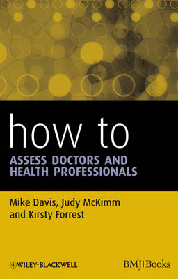 How to Assess Doctors and Health Professionals book