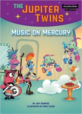 Music on Mercury (Book 7) by Jeff Dinardo