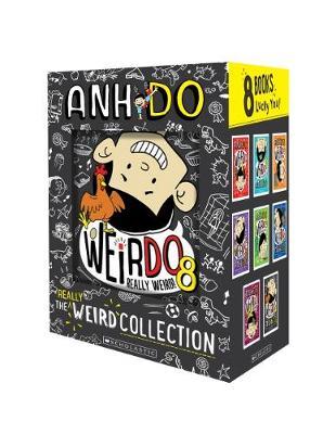 Weirdo: Really Weird Collection Set 1-8 book