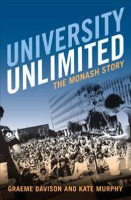 University Unlimited by Graeme Davison