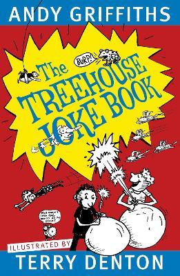 The Treehouse Joke Book book
