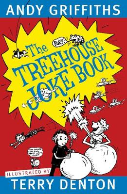 The Treehouse Joke Book book