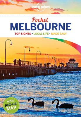 Lonely Planet Pocket Melbourne by Lonely Planet