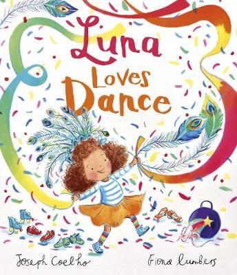 Luna Loves Dance book