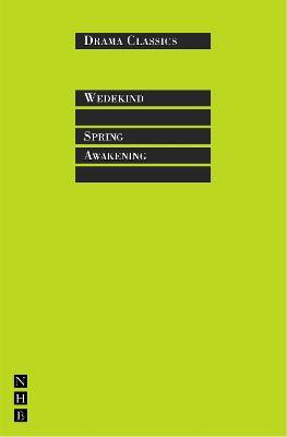 Spring Awakening by Frank Wedekind