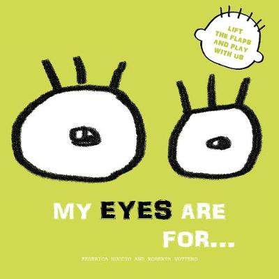 My Eyes are for... book