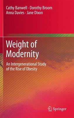 Weight of Modernity book