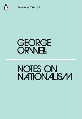 Notes on Nationalism book