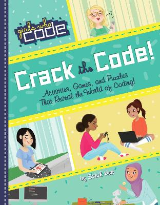 Crack the Code! by Sarah Hutt