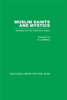 Muslim Saints and Mystics book
