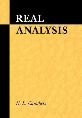 Real Analysis book