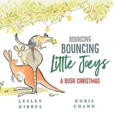 Bouncing Bouncing Little Joeys book