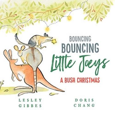 Bouncing Bouncing Little Joeys by Lesley Gibbes