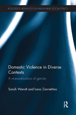 Domestic Violence in Diverse Contexts book