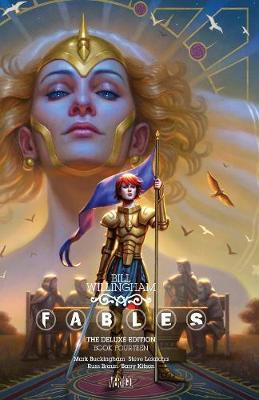 Fables Deluxe HC Book 14 by Bill Willingham