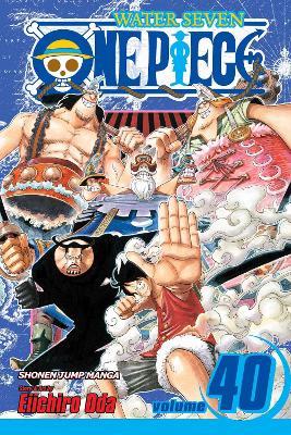 One Piece, Vol. 40 by Eiichiro Oda