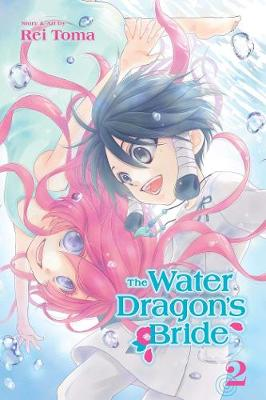 Water Dragon's Bride, Vol. 3 by Rei Toma