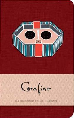Coraline Hardcover Ruled Pocket Journal by Insight Editions