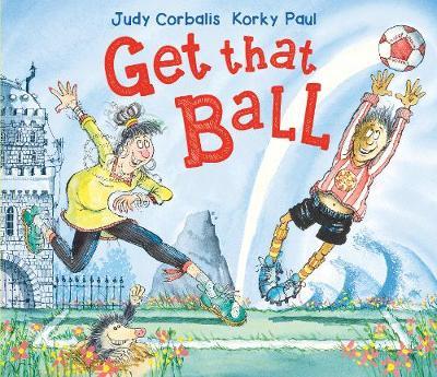 Get That Ball! book
