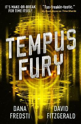 Time Shards - Tempus Fury book