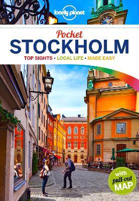 Lonely Planet Pocket Stockholm book