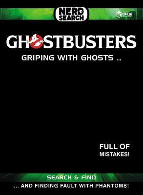 Ghostbusters Nerd Search: The Revenge of Zuul! by Glenn Dakin