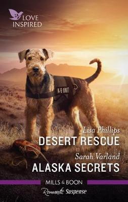 Desert Rescue/Alaska Secrets book