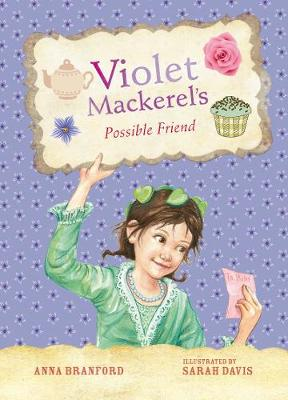 Violet Mackerel's Possible Friend (Book 5) by Bob Graham