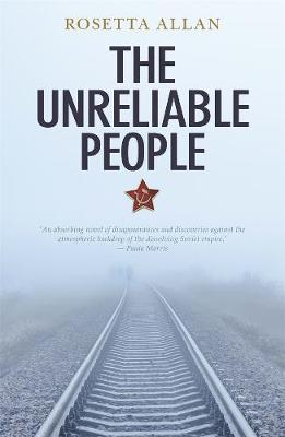 The Unreliable People book