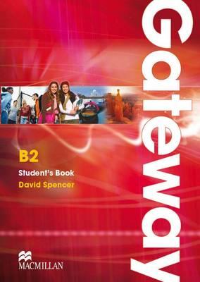 Gateway B2 Student Book by David Spencer