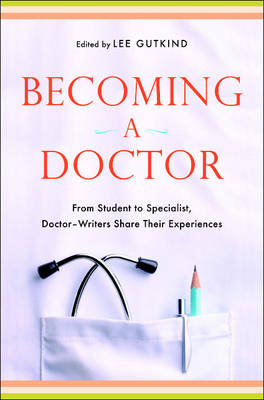 Becoming a Doctor book