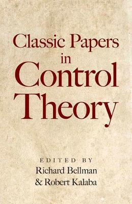 Classic Papers in Control Theory by Richard Bellman