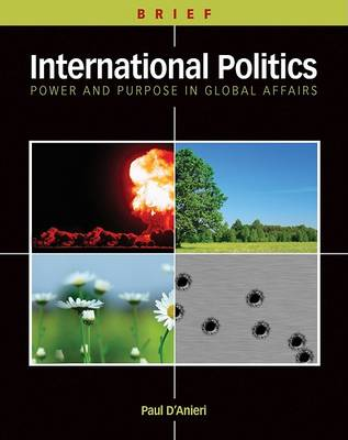 International Politics: Power and Purpose in Global Affairs, Brief Edition by Paul D'Anieri