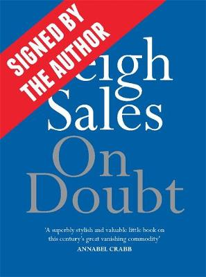 On Doubt (Signed by Leigh Sales) by Leigh Sales