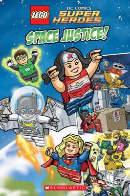 Space Justice! by Various