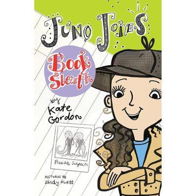 Juno Jones, Book Sleuth by Kate Gordon