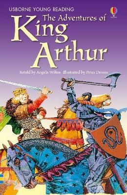 Adventures Of King Arthur book