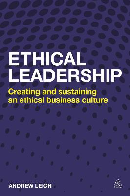 Ethical Leadership by Andrew Leigh