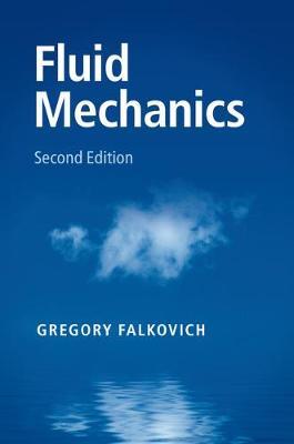 Fluid Mechanics by Gregory Falkovich