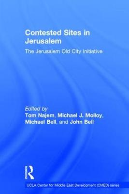 Contested Sites in Jerusalem by Tom Najem