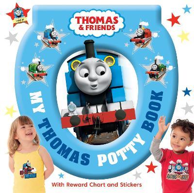 Thomas & Friends: My Thomas Potty Book by Egmont Publishing UK