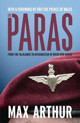 The Paras by Max Arthur