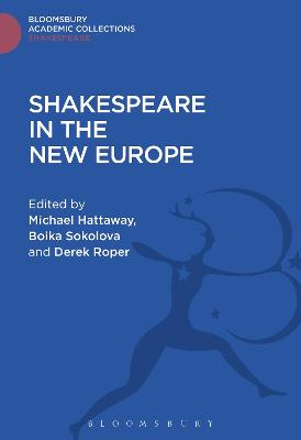 Shakespeare In The New Europe book