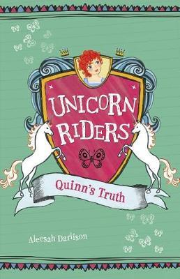 Quinn's Truth by Aleesah Darlison