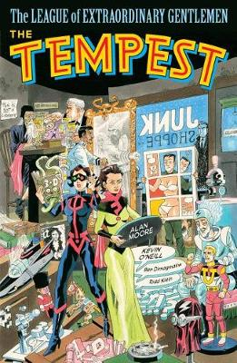 The League of Extraordinary Gentlemen (Vol IV): The Tempest book