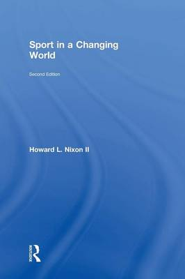 Sport in a Changing World book