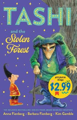 Tashi and the Stolen Forest: Australia Reads book