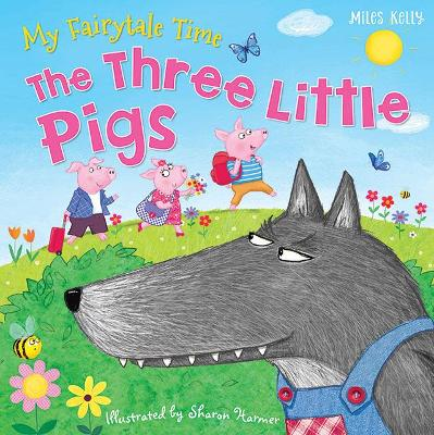 Three Little Pigs by Belinda Gallagher