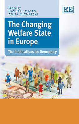 Changing Welfare State in Europe book