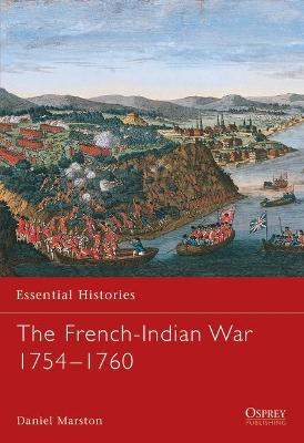 French-Indian War 1754-1760 book